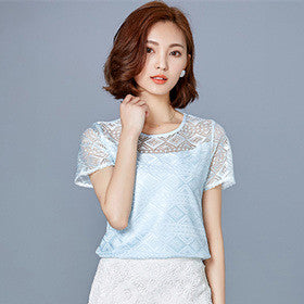 Blouse Women Tops Korean