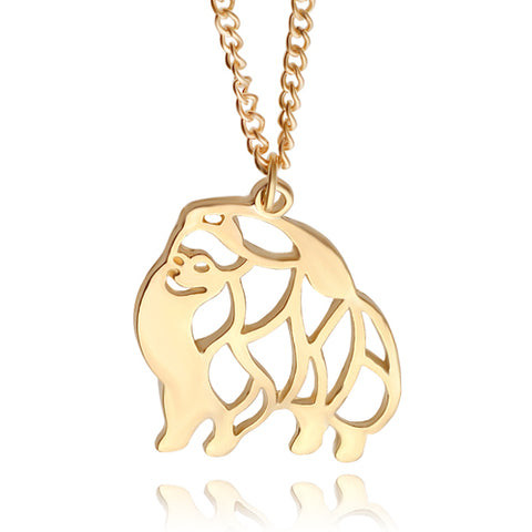 Pomeranian Necklaces