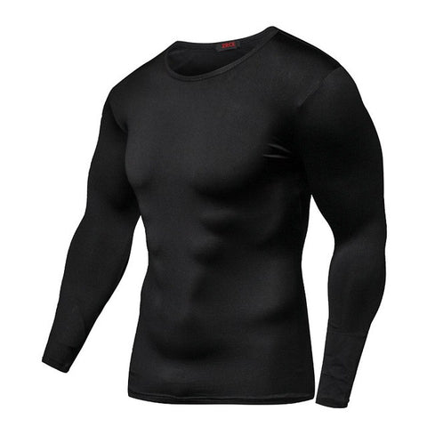 Shirt  Fitness Clothing Solid Colorquick
