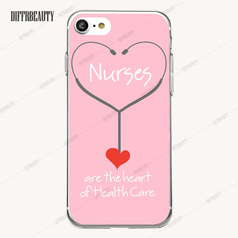 Nurse Heart Beat Phone Case