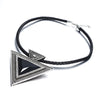 Pendant Necklace Chokers Triangle