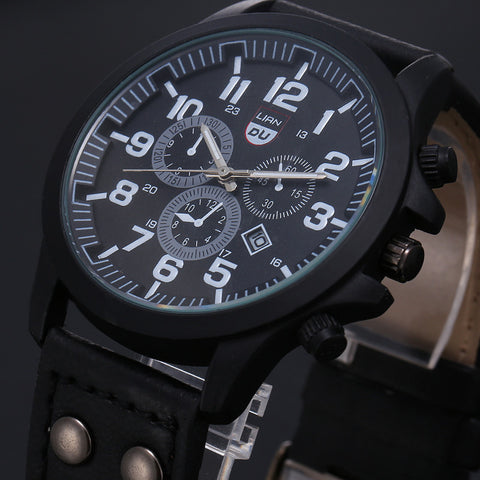 Quartz Men Military Watches Army