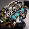 Punk Bracelets For Women Men