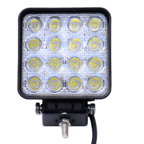 LED Work Light  Motorcycle  Flood Driving Offroad Boat