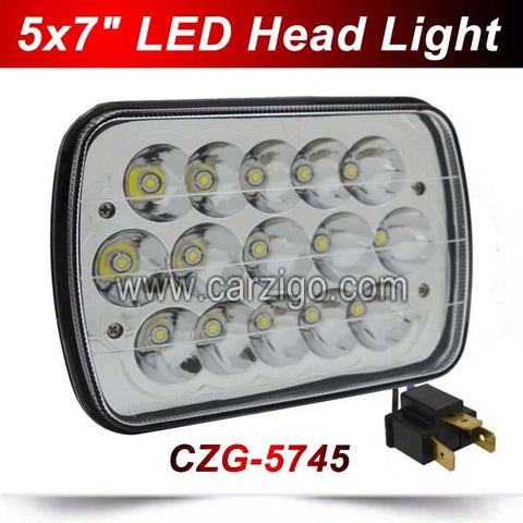 Led Headlamp Work Truck Tow