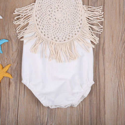 Baby Girls Summer Sunsuit Clothes