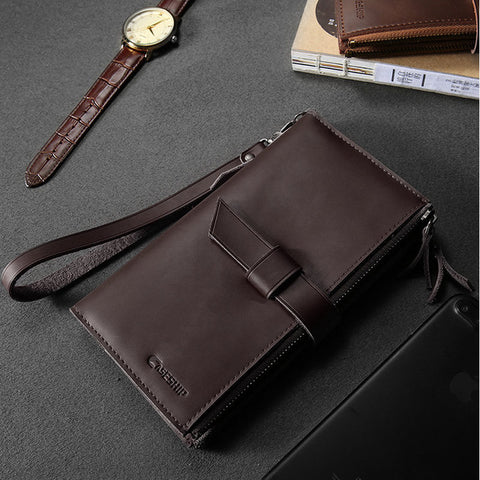 Genuine Horse Leather Wallet Cases