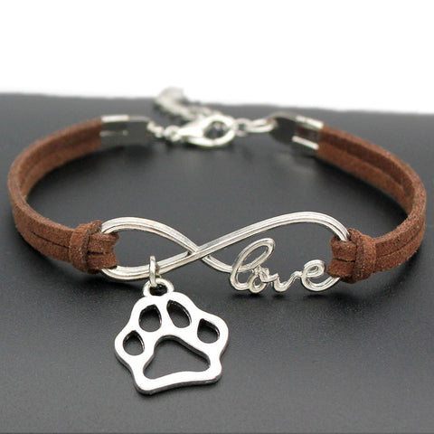 Pets Dogs Lover Cat Bracelet