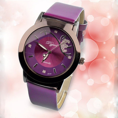 Quartz Watch Fashion Women Luxury