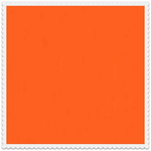 Orange Clementine (set of 10)