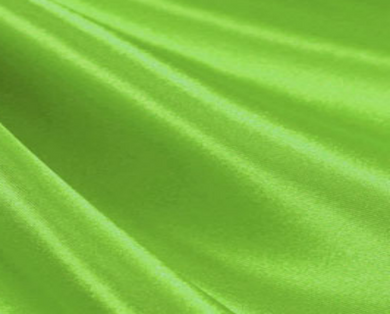 Lime Satin Luxe (set of 10)
