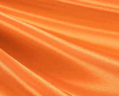 Orange Satin Luxe (set of 10)