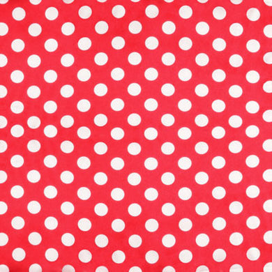 Red Polka Dots (set of 10)