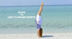 Spanx vs Mint Standard Shortie