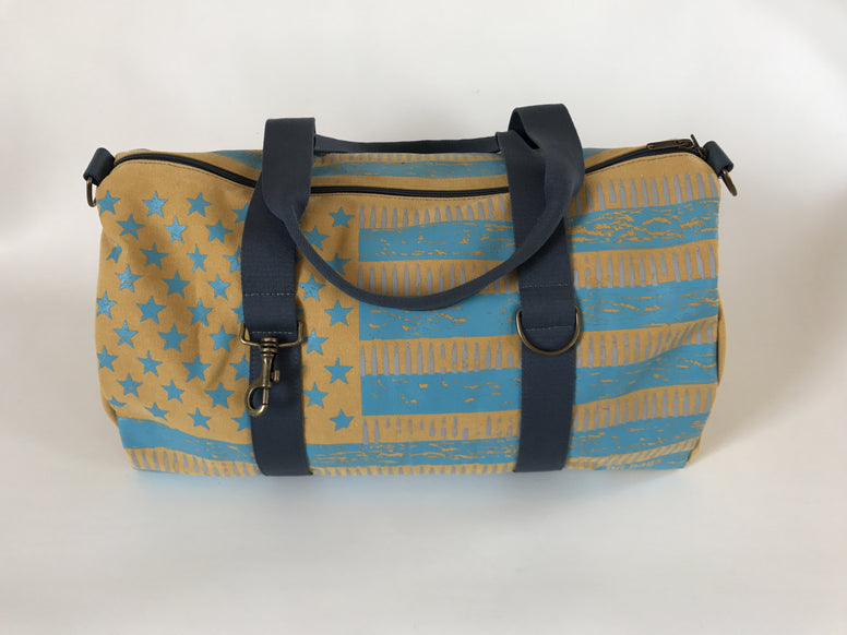 QG BAG YELLOW/NAVY
