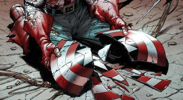 Characters Who've Broken Captain America's Shield