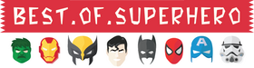 Best Of Superhero Products: Become A Superhero