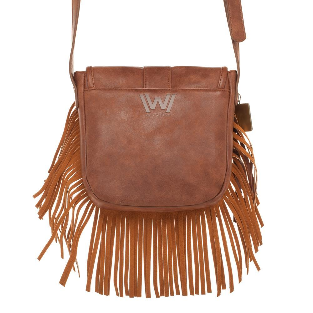 Westworld Dolores Saddle Bag Fringe Handbag