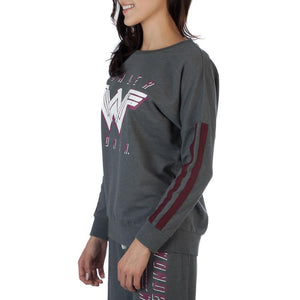 WONDER WOMAN LOGO LONGSLEEVE