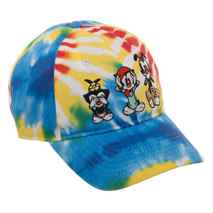 Animaniacs Hat - Tye Dye Hat Inspired by Animaniacs Cartoon