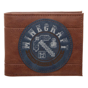 Minecraft Wallet Gift for Gamers Minecraft Accessory - Video Game Wallet Minecraft Gift