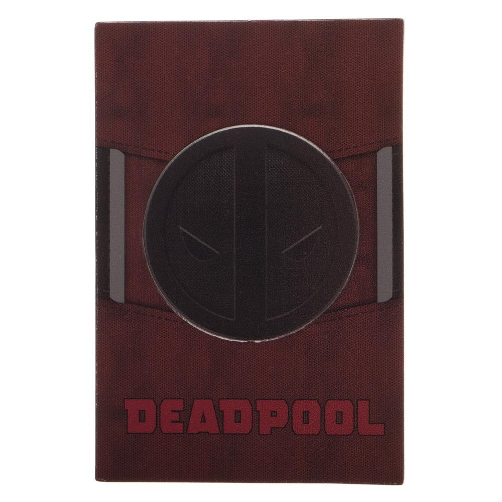 Deadpool Merc With a Mouth Reversible Lanyard, Breakaway Keychain ID Badge Holder, Marvel Deadpool 2