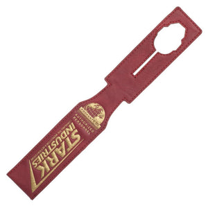 Ironman Property Of Authorized Personnel Stark Industries Strap Style Luggage Tag
