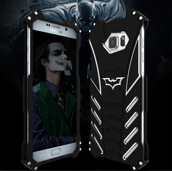 Luxury Metal Phone Case For Samsung