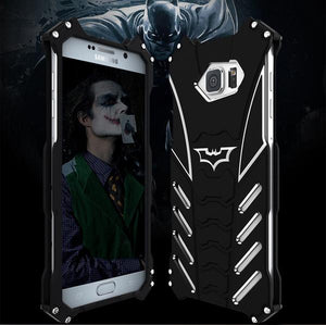 Luxury Metal Phone Case For iPhone & Samsung