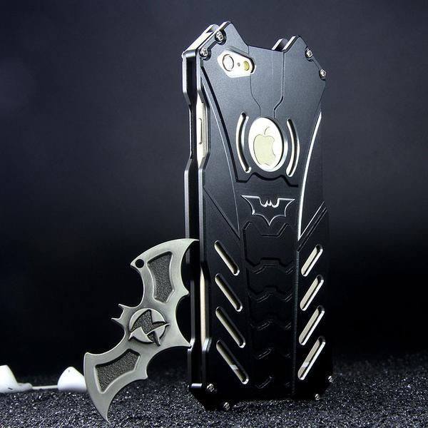 Luxury Metal Case For iPhone & Samsung