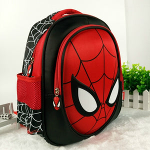 Spiderman  Super heroes New School Bag