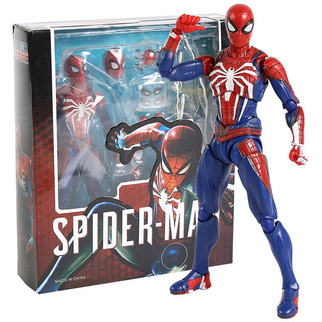 Spider Man PS4 Game Edition Toy