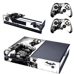 Xbox One Skin - Batman All-Over Decal