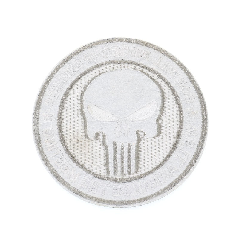 Punisher Series Cloth Sticker