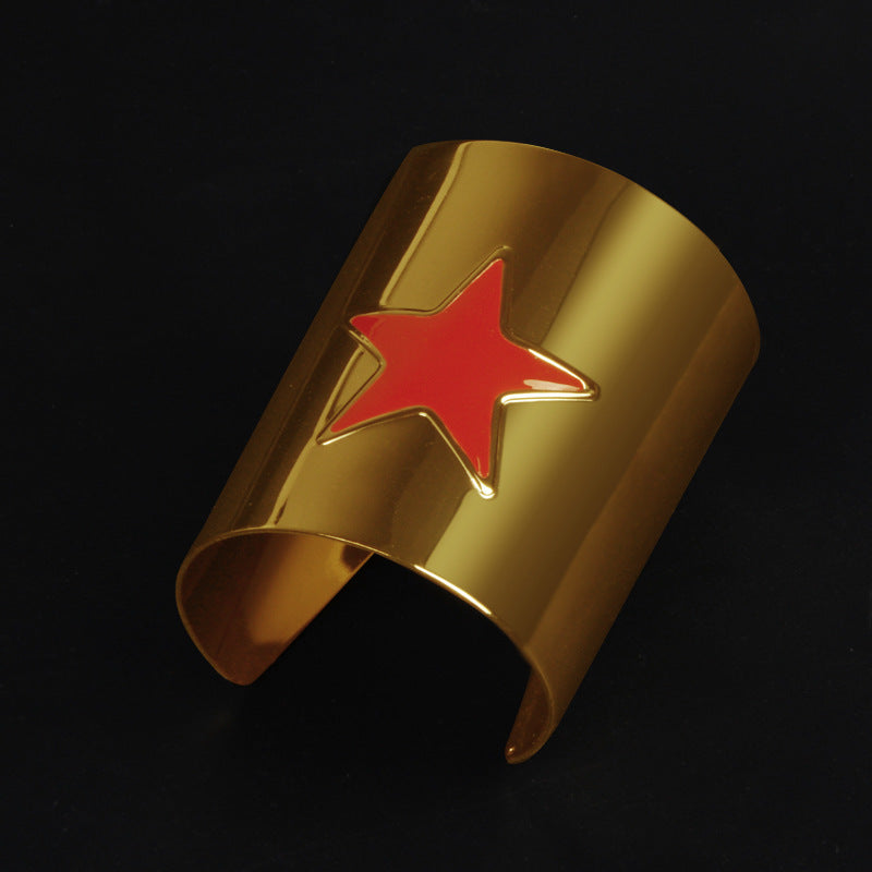 Wonder Woman Metal Bracelet
