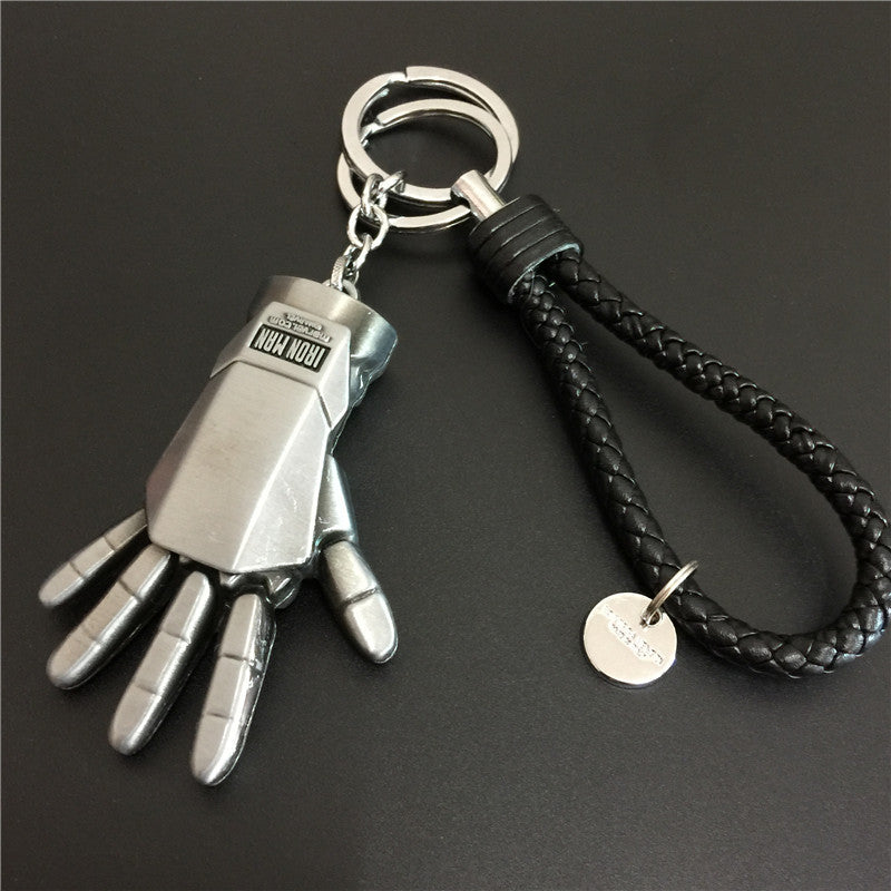 Metal Superhero Key chain