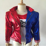 Suicide Squad Harley Quinn Women Cosplay Jacket