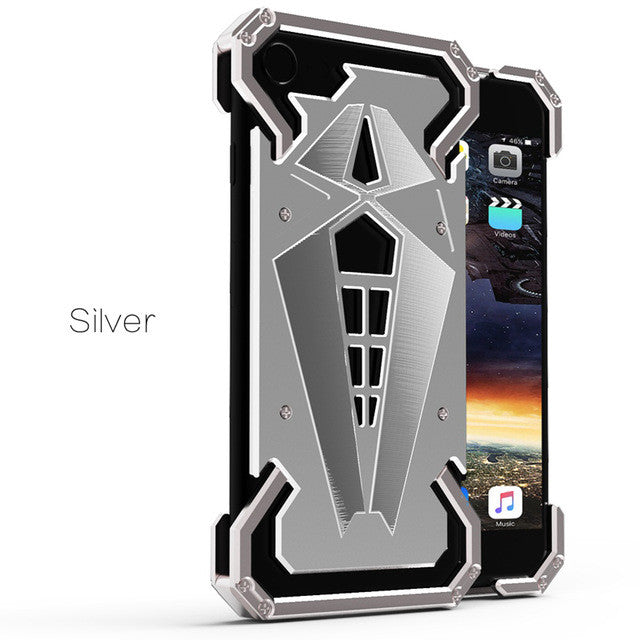 Spiderman All Metal iPhone Armor Case