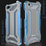 Aluminum Metal Alloy Case for iPhones