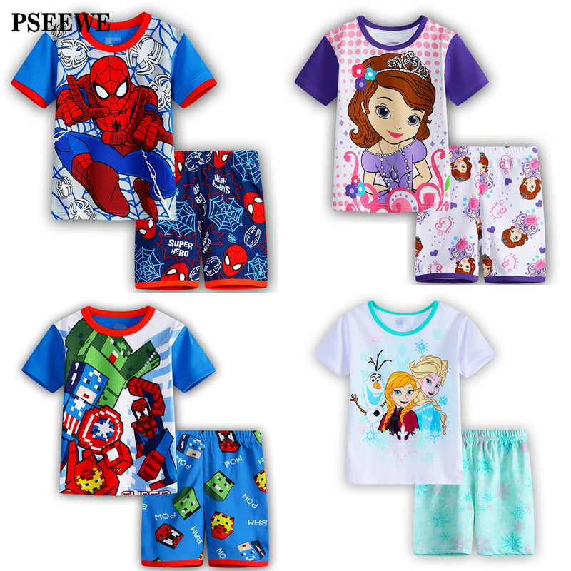 Pajama Set for Kids