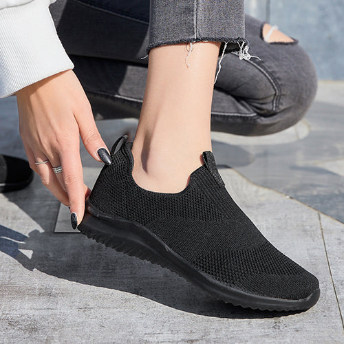 The most comfortable slip on shoes for women- Comfy Moda Sun Shine