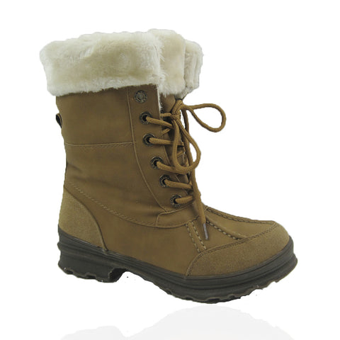 Women's Winter Snow Boots Everest