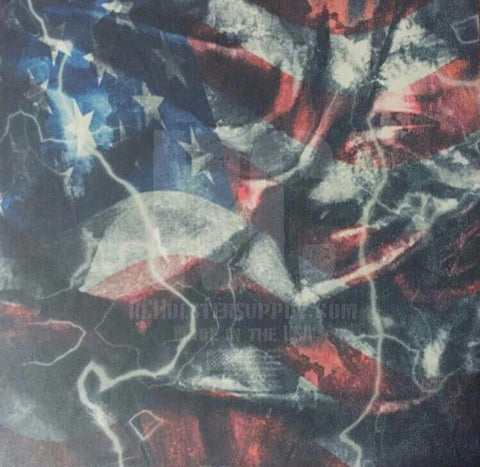 America Strikes Custom Print