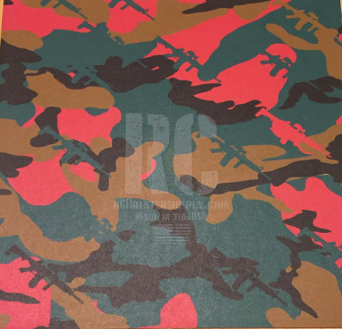 Firearm Camoflauge Custom Print