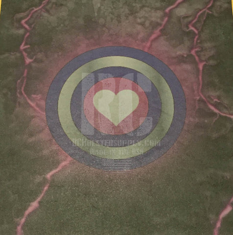 Shielding Heart Custom Print