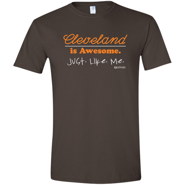 CLE is Awesome Guys Tee