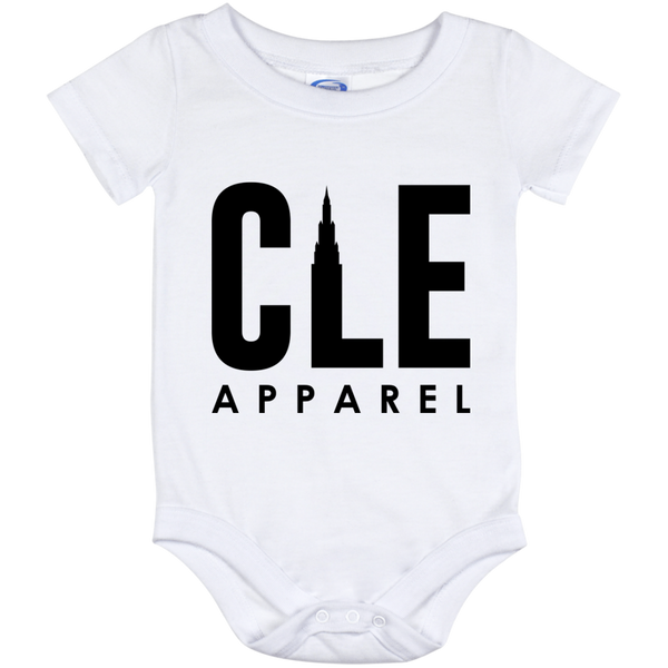 CLE Apparel Baby 12 Month Onesie