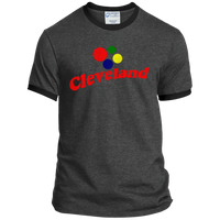 Cleveland Orbs Ringer Tee
