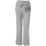 Ohio Cleveland Women's Open Bottom Sweatpants with Pockets