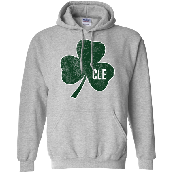 CLE Clover Unisex Pullover Hoodie